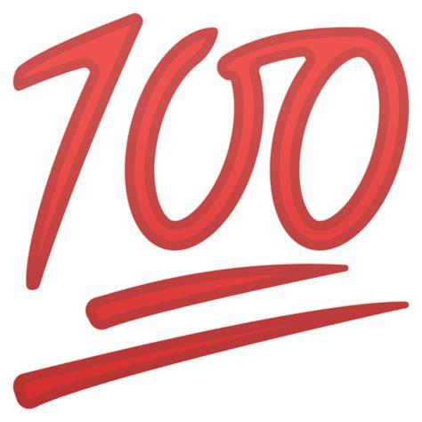 100 Punkteemoji