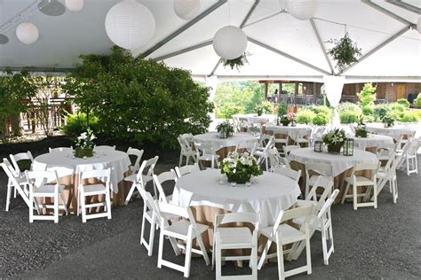 how much to rent tables and chairs witt rental norwalk oh tent table chairs for weddings