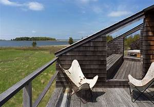 Maison A Part : maison de campagne long island avec meubles design ~ Voncanada.com Idées de Décoration
