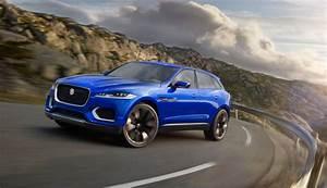 Nouveau 4x4 Jaguar : jaguar f pace 2016 un nouveau crossover pour jaguar french driver ~ Gottalentnigeria.com Avis de Voitures