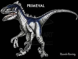 Primeval - Deinonychus by Kawekaweau on DeviantArt