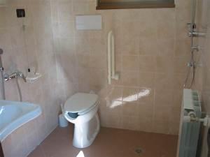 Dimensioni Bagni Disabili Simple Bagno Per Disabili