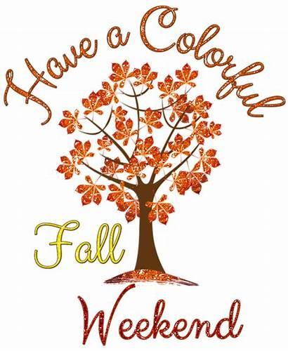 Weekend Enjoy Autumn Fall