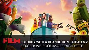 Cloudy, With, A, Chance, Of, Meatballs, 2, Foodimal, Featurette
