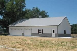 best 25 40x60 pole barn ideas on pinterest With 40x60 garage cost