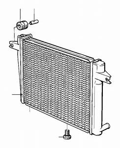 Bmw 528i Drain Plug Radiator  M10  Engine  Cooling  Frame