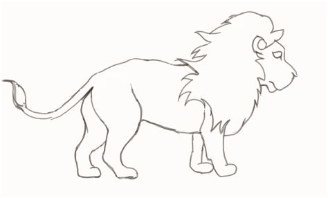 17+ Lion Drawings, Pencil Drawings, Sketches