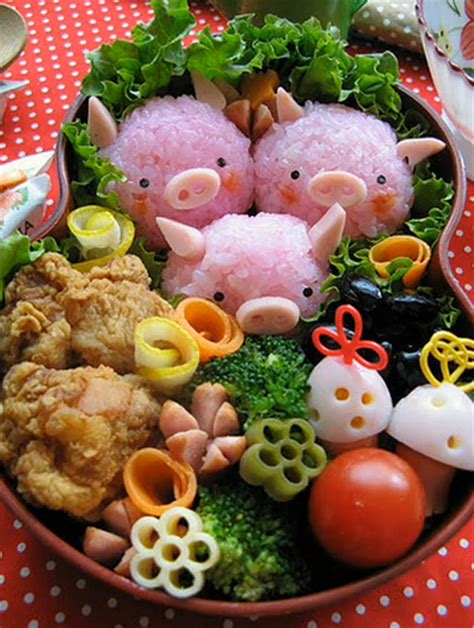 bento japanese cuisine cookings august 2013