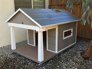 17 best ideas about insulated dog houses on pinterest With outdoor fans for dog kennels
