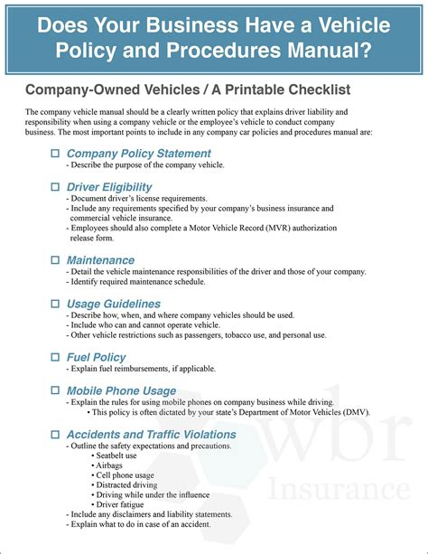 vehicle insurance policy nationwide travel insurance policy document car