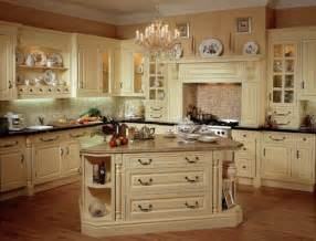 country kitchen ideas for small kitchens la cuisine style cagne décors chaleureux vintage