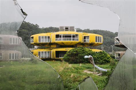 Ufo Häuser Taiwan by Penelope S Loom Sanzhi Ufo Houses Taiwan Roughly One