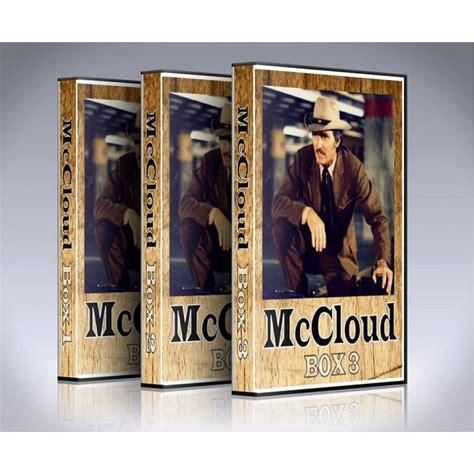 Mccloud Dvd Complete Box Set Seasons 1 7