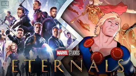 New Synopsis For The Eternals Teases Plot Details
