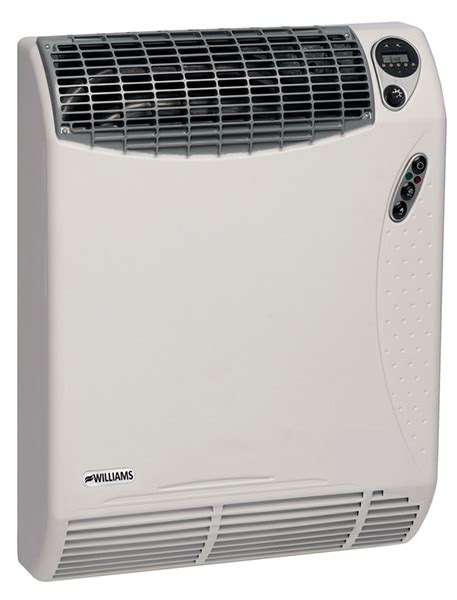 williams high efficiency direct vent wall furnace