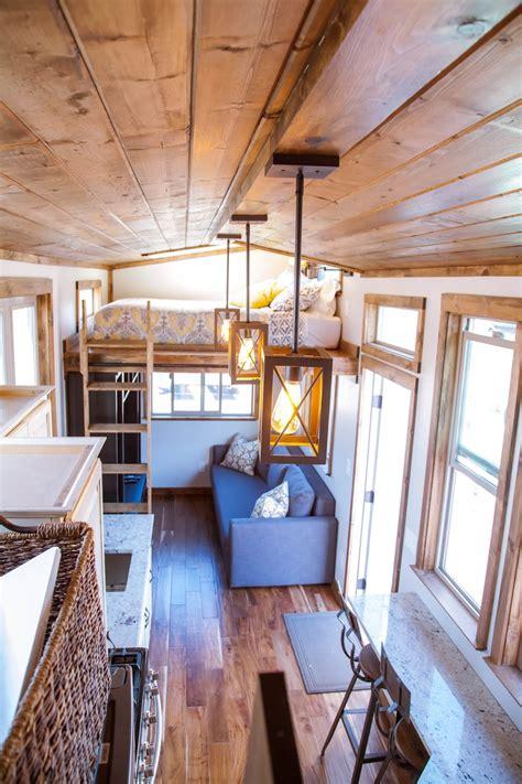 teton  alpine tiny homes tiny house town