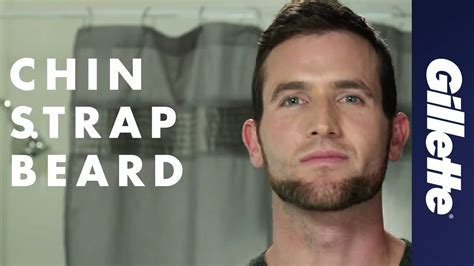How To Shave The Chin Strap Beard