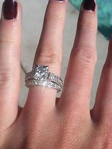 did you know you could clean your diamond rings with With wedding ring cleaner