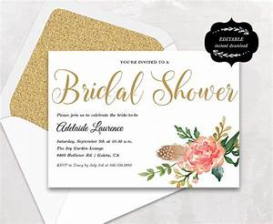 Wedding shower invitation templates wedding invitation for Wedding shower announcements