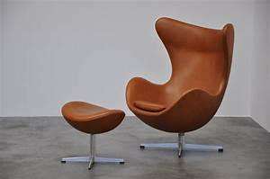 Egg Chair Arne Jacobsen : arne jacobsen egg chair fritz hansen 1958 mid mod design ~ Bigdaddyawards.com Haus und Dekorationen