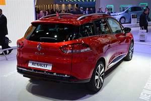 Modele Voiture Renault : renault clio 4 estate ma voiture ~ Medecine-chirurgie-esthetiques.com Avis de Voitures