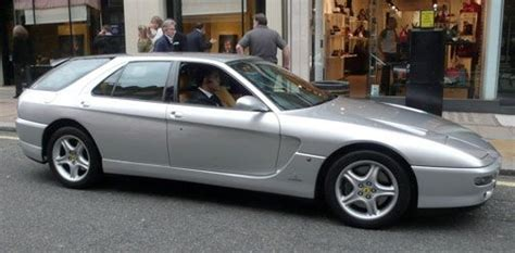 Venice cars are made for sultan of brunei. Ferrari Station Wagon...love or hate? | Station wagon