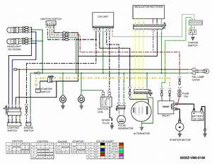 Shutter Motor Electrical Diagram