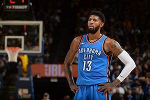 Paul George on his time in Oklahoma City so far: 'I'm ...