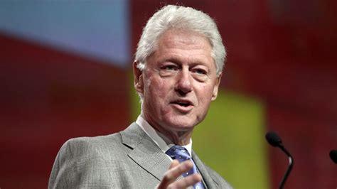 Flight Logs Place Bill Clinton On Sex Offender's Jet