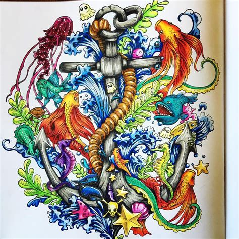 imagimorphia colouring book  pixelnsprites mermaids
