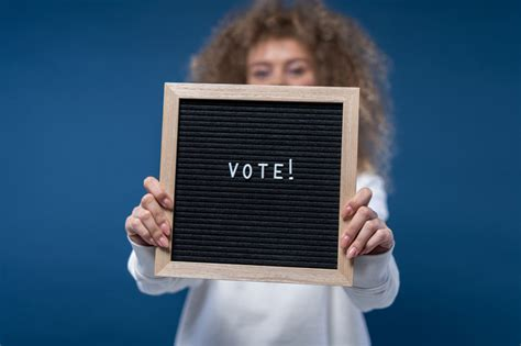 The Science of Voting: What Young Voters Need to Know for ...