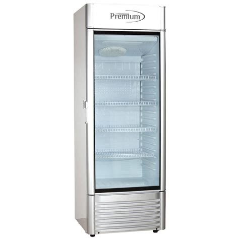 single door refrigerator premium 9 cu ft single door merchandiser refrigerator in