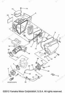 Yamaha Motorcycle 2008 Oem Parts Diagram For Intake
