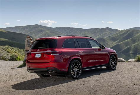 The vehicle has v8 3,982 ccm, 360 kw (489 ps) engine. A Week With: 2020 Mercedes-Benz GLS 580 4Matic | TheDetroitBureau.com