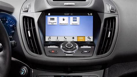Ford Sync Update 2016 by Ford Makes Android Auto Apple Carplay Available For 2016