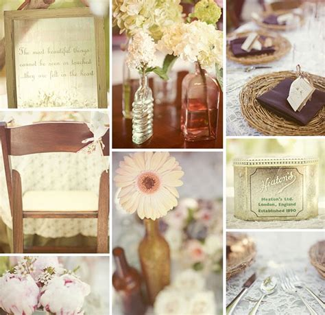 shabby chic inspirations crazy about weddings shabby chic wedding inspiration