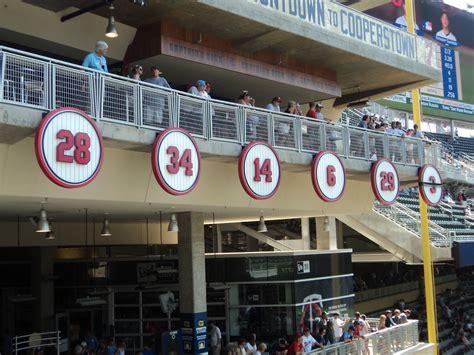 retired numbers minnesota twins baseball essential