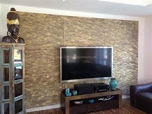 Wohnzimmergestaltung Mit Tapeten : wohnzimmer tische stein raum und m beldesign inspiration ~ Sanjose-hotels-ca.com Haus und Dekorationen
