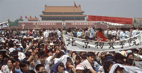 The 1989 Tiananmen Square Massacre? What Massacre