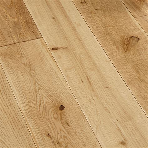 Colours Rondo Natural Solid wood flooring 1.296 m²