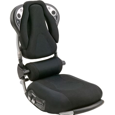 Pyramat Gaming Chair S5000 W by Pyramat S5000 W Chair Wireless Sound Rocker