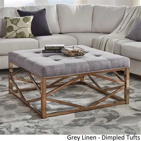 Ottoman Instead Of Coffee Table by 9 Ottoman Instead Of Coffee Table Inspiration