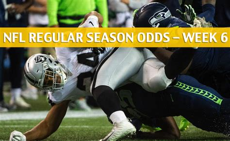 seahawks  raiders predictions picks odds preview