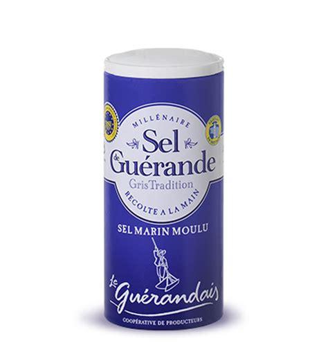 sel de cuisine la sel marin sel fin de guérande produit artisanal le