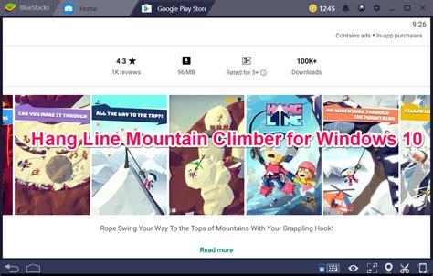 windows climber hang mountain line roblox pc play screens