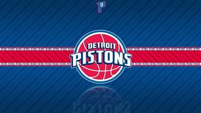 Pistons Detroit Wallpapers Backgrounds Nba Team Desktop