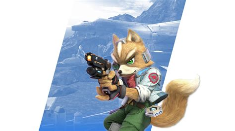 super smash bros ultimate fox wallpapers cat  monocle