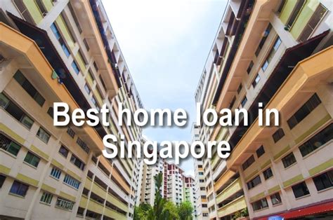 A home could be the most expensive purchase of your life, thus a thorough research calculate rates and apply for the best housing loans in singapore through roshi. Best home loan in Singapore in 2018 - all 16 banks analyzed