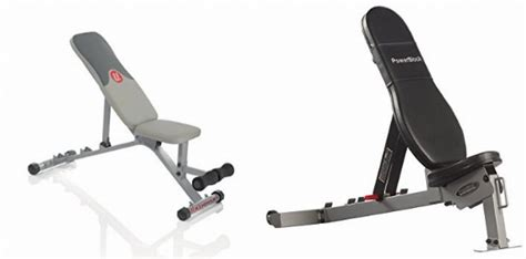 Universal Five Position Weight Bench by Universal 5 Position Weight Bench Vs Powerblock Sportbench