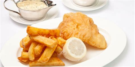 beer battered fish  chips recipe great british chefs